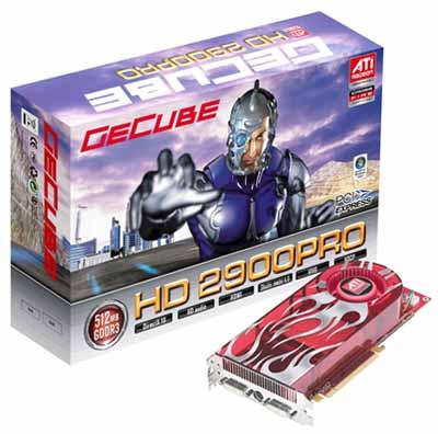 GeCube HD 2900PRO