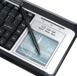 Клавиатура с сенсорным дисплеем от A1Pro с сенсорным дисплеем