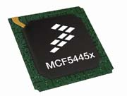 Freescale ColdFire MCF5445x