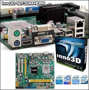 Inno3D SL73UM-HDMI
