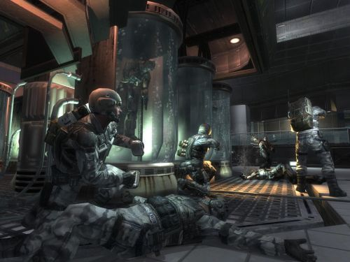 Enemy Territory: Quake Wars от id Software и Splash Damage