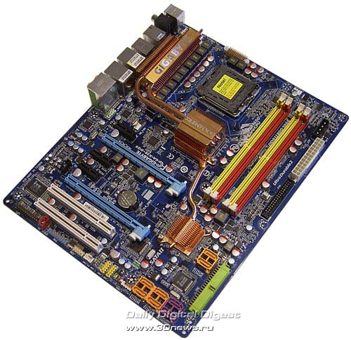Gigabyte X38-DQ6