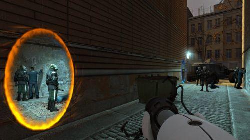 Portal в Episode 2