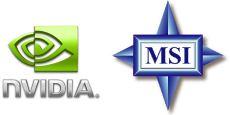 NVIDIA MSI logo