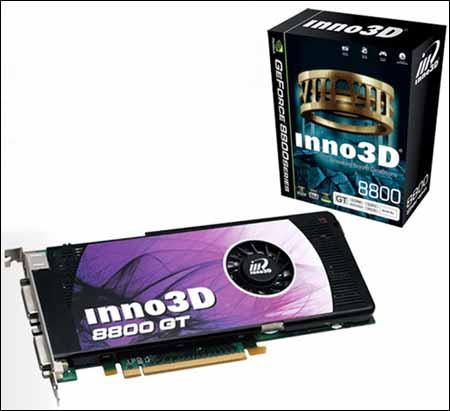 Inno3D 8800GT