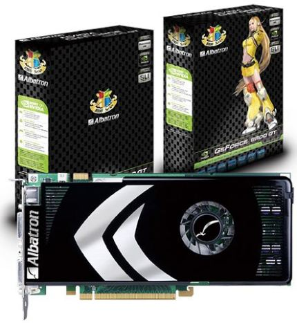 Albatron GeForce 8800 GT 512