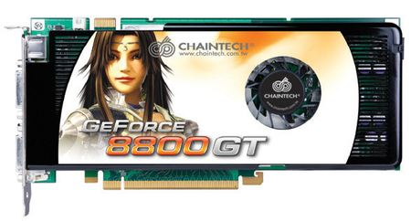Chaintech GeForce 8800 GT