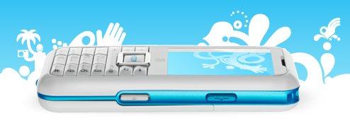 Мобильный телефон Skype