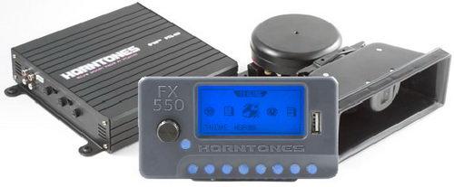 Horntones FX-550