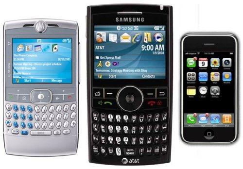 Смартфон или коммуникатор - что купить?