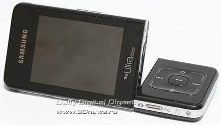 Samsung F500. Вид общий