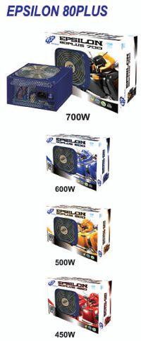 Блок питания Epsilon 80PLUS 450W