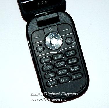 Клавиатура SonyEricsson Z320i