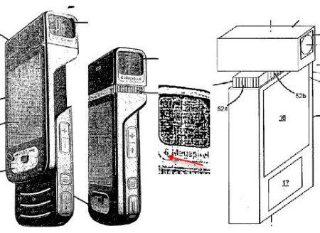 Слайдер с 6-мегапиксельной камерой от Nokia