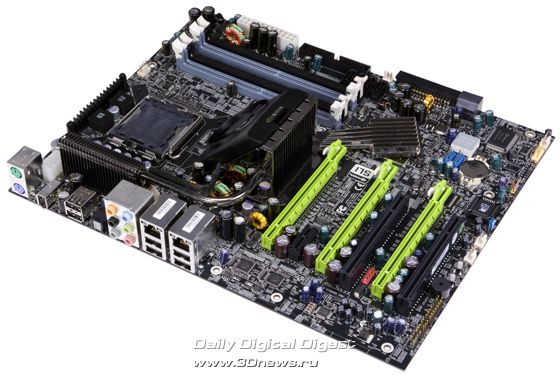 NVIDIA nForce 780i SLI