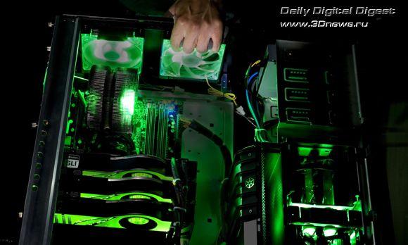 NVIDIA nForce 700i Series