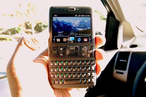 телефона на базе программной платформы Android от