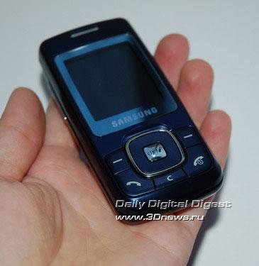 Дизайн SAMSUNG SGH-M610