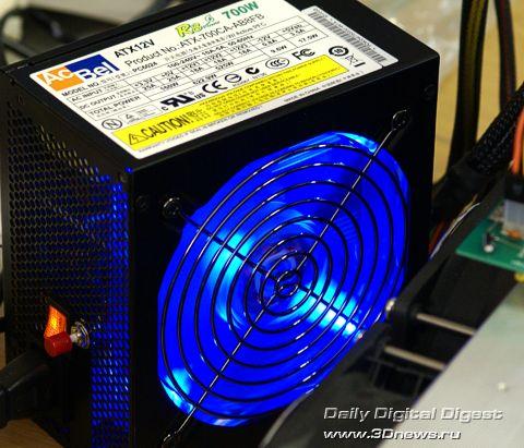 Обзор блоков питания AcBel серий LCD и R8.