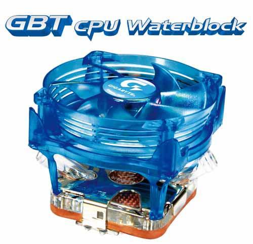 Gigabyte GBT CPU Waterblock