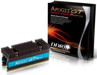 Chaintech APOGEE GT DDR3-1600