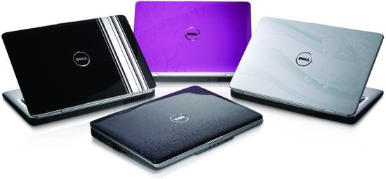 Dell Inspiron 1525 in colors