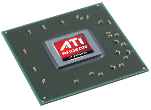 ATI Mobility Radeon HD 3000