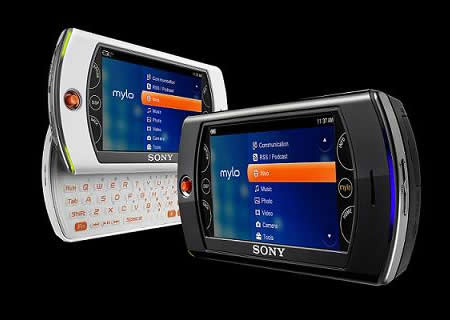 CES 2008: Sony Mylo для развлечений на ходу
