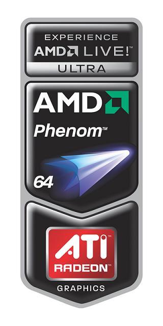 AMD LIVE! Ultra - новый бренд для ПК и ноутбуков