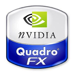 NVIDIA Quadro FX Logo