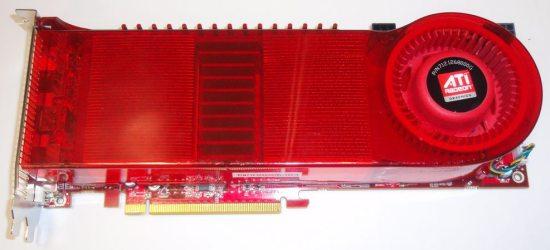 Radeon HD 3870 X2