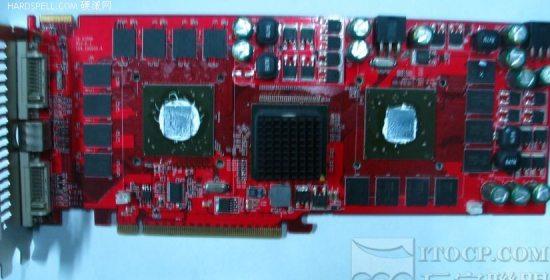 naked Radeon HD 3870 X2