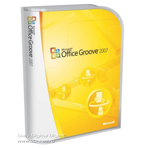 Microsoft Office Groove 2007