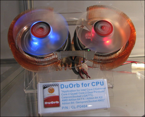 Thermaltake DuOrb for CPU