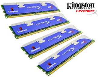 Kingston HyperX DDR2 1066MHz Quad Kit