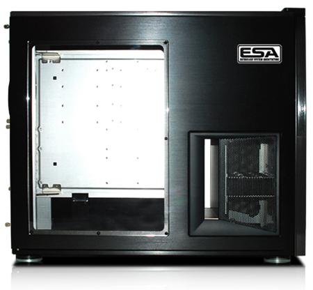 SilverStone Temjin TJ10 ESA Edition