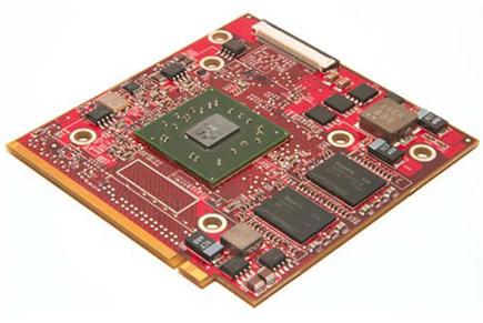 ATI Radeon E2400 MXM-II Module