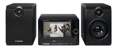Оригинальная стереосистема HYUNDAI H-MS1101 с сенсорным дисплеем