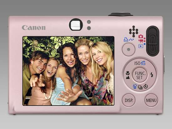 Canon Digital IXUS 80 IS