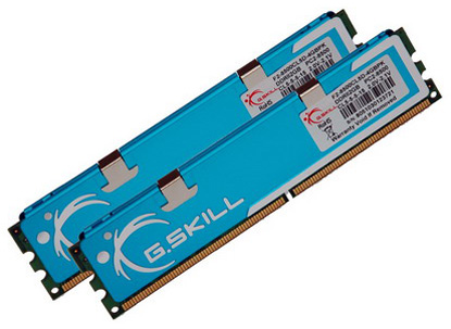 G.Skill 4GB DDR2-1066 Memory Kit