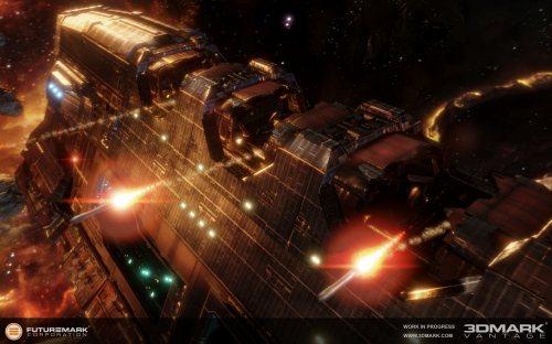 3DMark Vantage скриншот