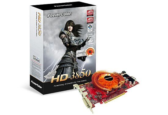 PowerColor HD 3850