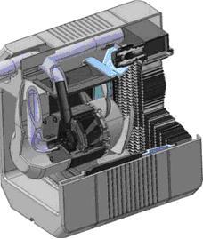 Блок насосов-вентиляторов