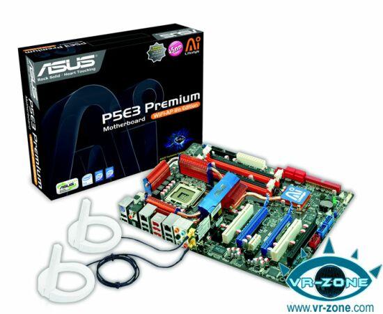 ASUS P5E3 Premium