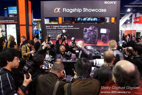 PMA 2008: D-SLR камеры нового сезона