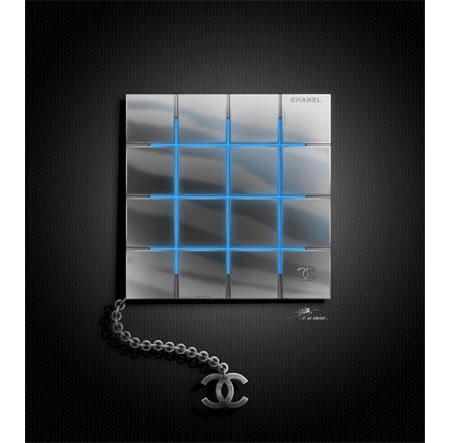 Chanel Coco разработан дизайнером Фредом де Гарилье Fred de Garilhe.