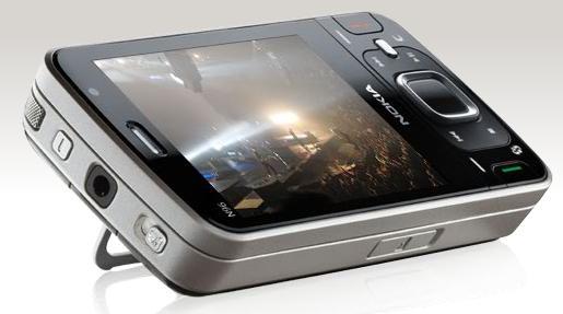 Официальный анонс Nokia N96