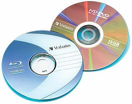 Blu-ray Disc и HD DVD
