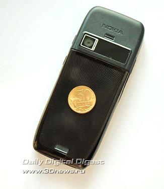 Nokia E51 со всех сторон