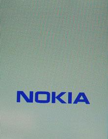 Nokia E51 Экран